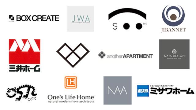 績豊富な厳選された建築会社と提携